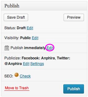 wordpress_scheduling_posts_1