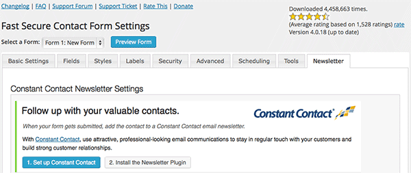 fast_secure_contact_form