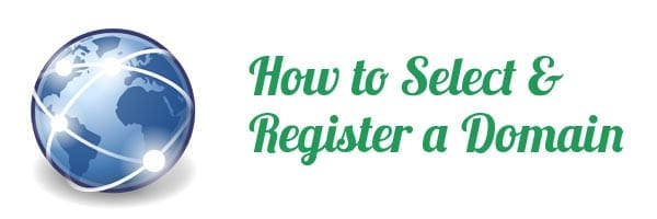 How to Select & Register a Domain 2