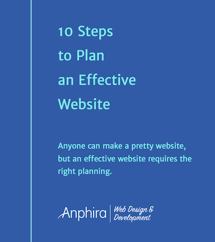 10 Steps to Plan an Effective Website 1