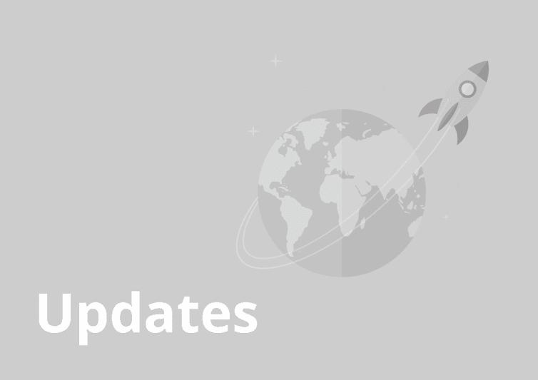 sample website report - updates